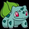 Evolución de Bulbasaur. Todos los trucos