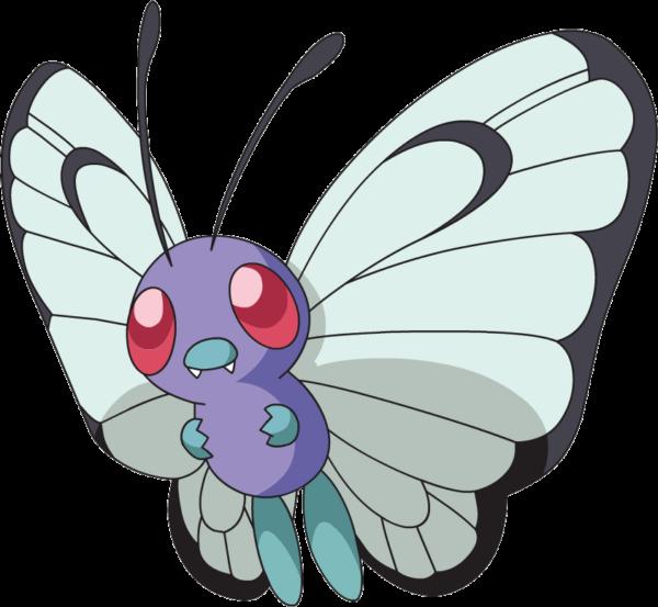 evolucion-de-caterpie-todos-los-trucos-mariposa