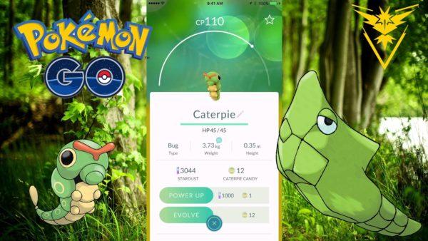 evolucion-de-caterpie-todos-los-trucos-pokemon-go
