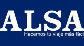 Número de teléfono gratuito de ALSA