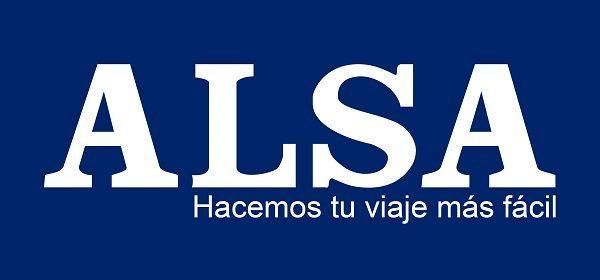 Logotipo Alsa