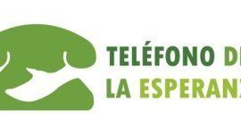 El teléfono gratuito de la Esperanza
