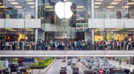 El teléfono gratuito de Apple