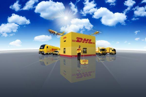 Contacto DHL