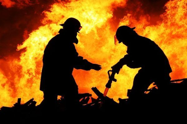 bomberos emergencias