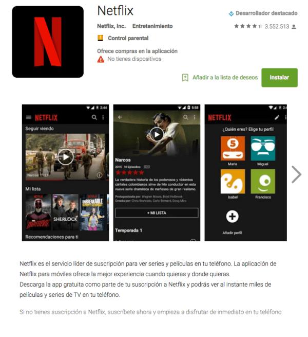 como-tener-netflix-en-el-movil-app-play-store