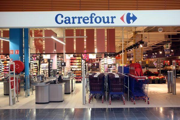 Llamar por teléfono Carrefour