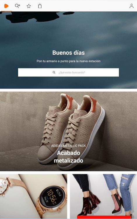 Tienda online Zalando