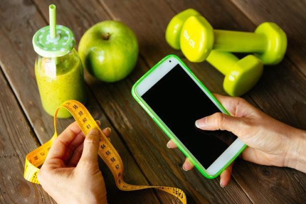 Mejores aplicaciones para bajar de peso app