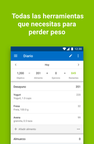 App de ejercicios para bajar de peso android