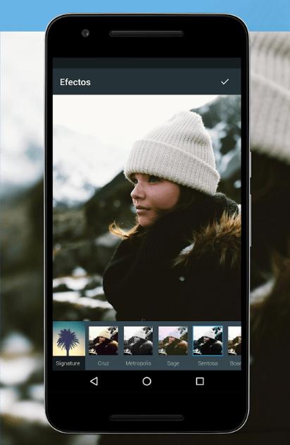 Las 17 mejores aplicaciones para editar fotos 2017 for Aplicaciones para disenar