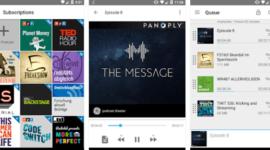 Las 17 mejores aplicaciones para escuchar podcast en el móvil 2019