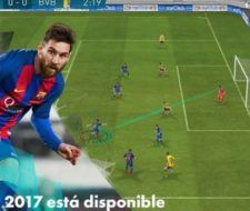 Descargar PES 2017 para móviles iOS y Android (Pro Evolution Soccer)