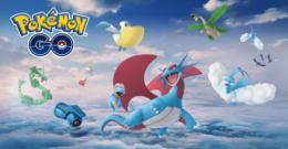 La tercera generación llega a Pokemon Go