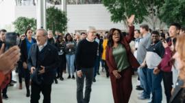 Las nuevas plataformas de Apple