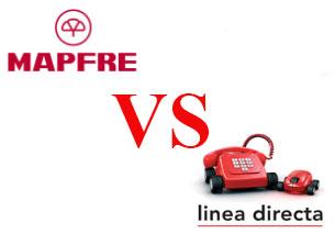 Comparativa Mapfre y Línea Directa