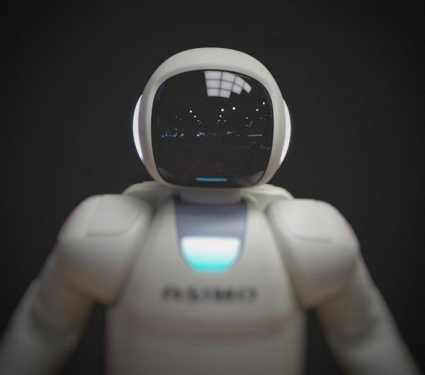 Robot futuro