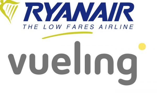 Ryanair VS Vueling