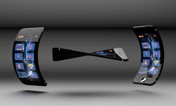 Teléfonos móviles flexibles