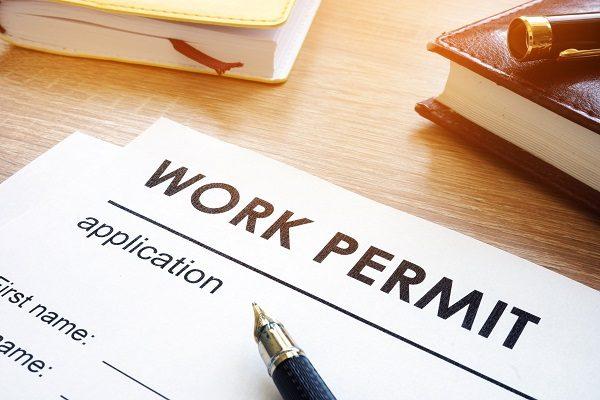 Permiso de Trabajo Extranjería