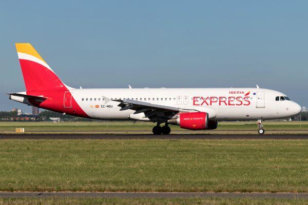 Teléfono atención al cliente de Iberia Express