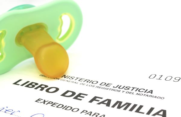 Nacimiento Registro Civil
