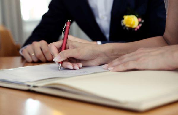 Matrimonio Registro Civil