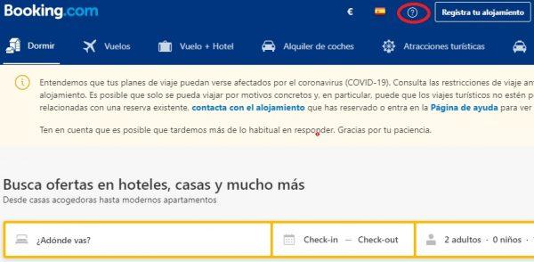 Teléfono Booking.com
