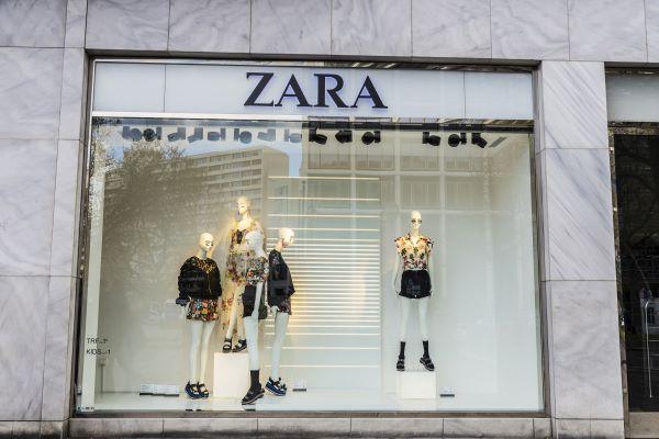 Número reclamaciones Zara