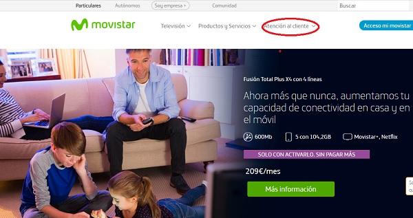 Contacto Movistar