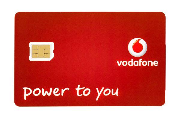 Contacto cliente Vodafone