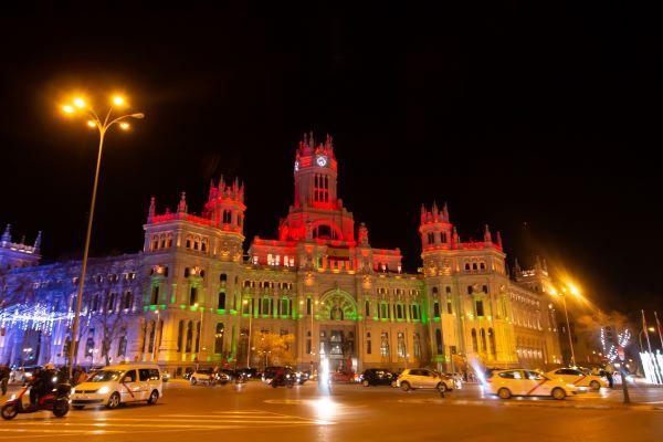 Llamada Ayuntamiento de Madrid
