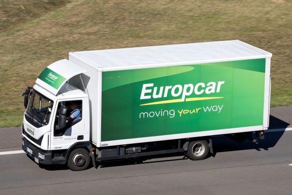 Contacto Europcar