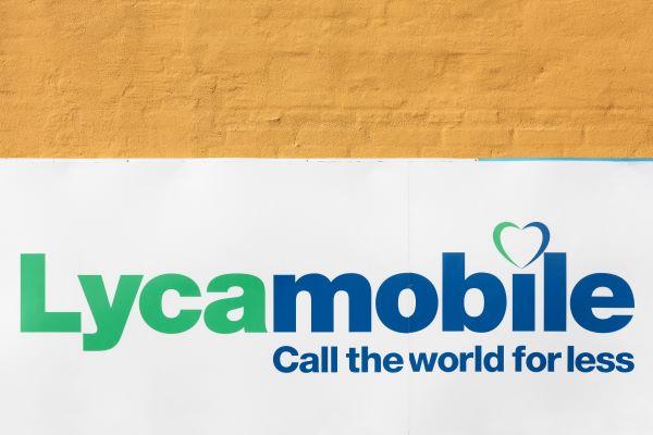 Teléfono Lycamobile