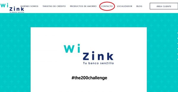 Teléfono WiZink
