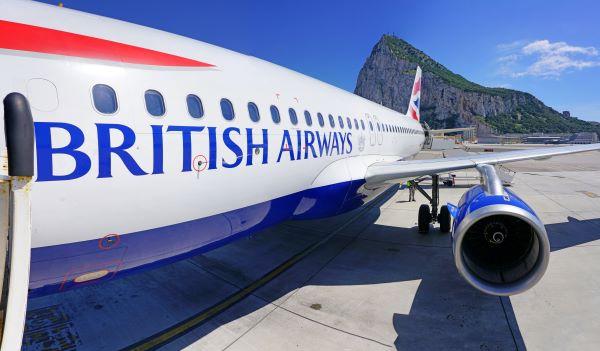 Contacto British Airways