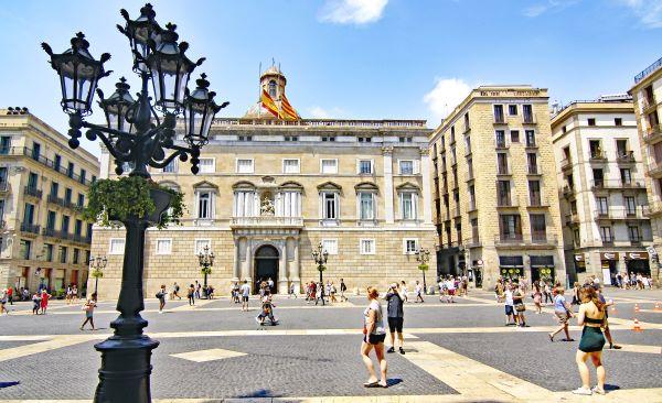 Contacto Ayuntamiento Barcelona