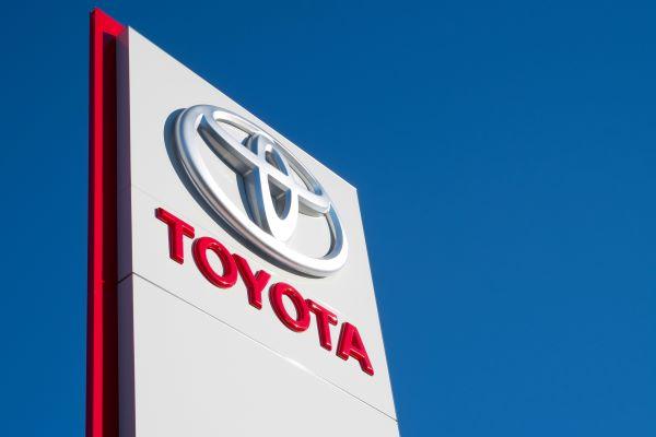 Teléfono Toyota