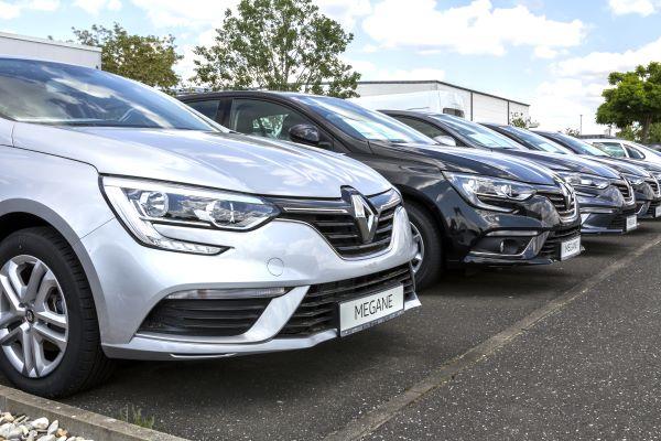 Contacto Renault