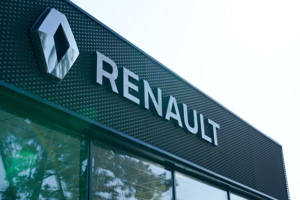 Teléfono Renault