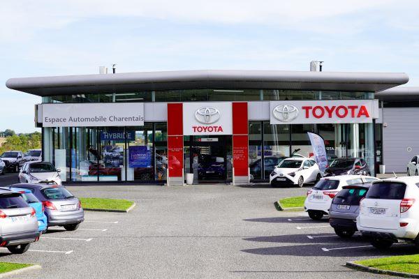 Contacto Toyota