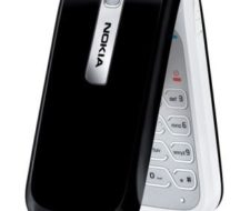Nokia 2505: diseño ergonómico