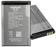 Nokia advierte sobre bateria que incorpora la serie N
