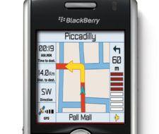 Ya está disponible en Vodafone la Blackberry Pearl 8110
