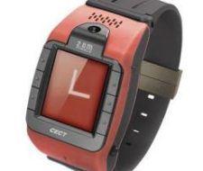 CEC W100 Wrist Watch, un reloj que sí tiene apariencia decente