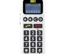 Doro HandleEasy 326 GSM, el teléfono móvil para los abuelitos