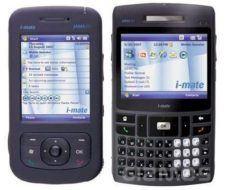 i-mate JAMA 101 y 201 con pantalla táctil
