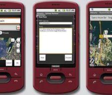 Geoposicionamiento de Comentarios con Android