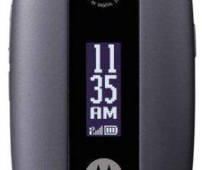 Motorola U3… parecido a una piedra