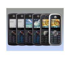 Motorola: Seis nuevos modelos en la serie W